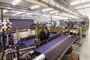 textile companies in India