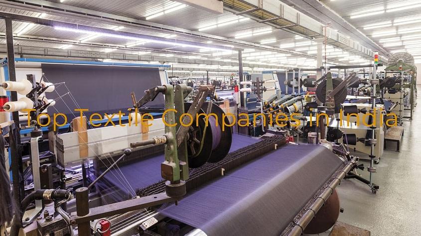 textile companies in India