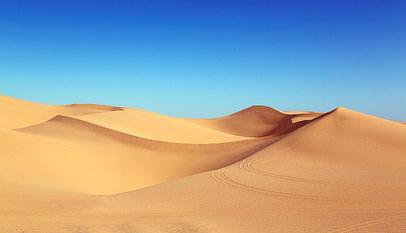 biggest desert in the world