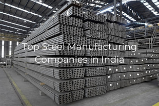 steel manufacturing companies in India