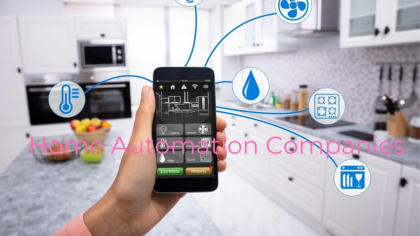Home Automation Companies