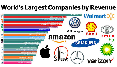 largest companies