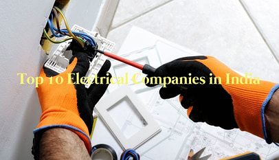 electrical companies in India