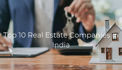 real estate companies in india